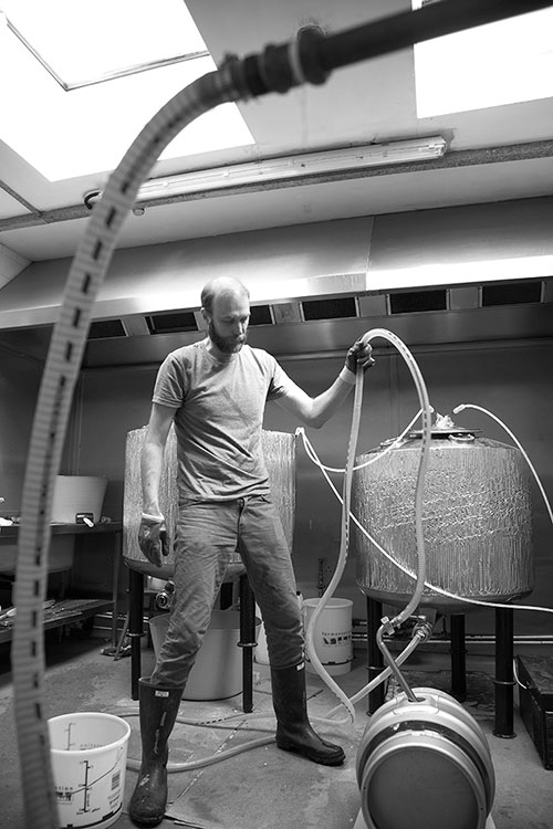 Garden City Brewery equipment